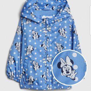 GAP Minnie Mouse Raincoat